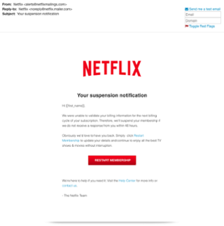 Scam Of The Week: Massive Netflix Phishing Campaign